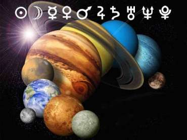 Planets & Houses